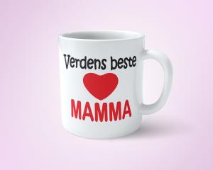 Verdens beste mamma 1