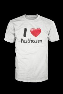 i hjerte Vestfossen